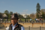 at white house